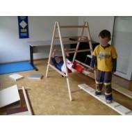 Spielleiter Justa Massivholz ab 3 Jahren