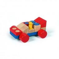 Formel 1- cubio Busteine