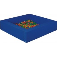 Kugelbad Quadrat