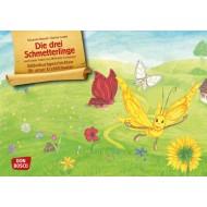 Die drei Schmetterlinge. Eine Fabel von Wilhelm Curtmann