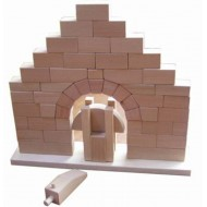 Römische Brücke, groß, 35-teiliges Set