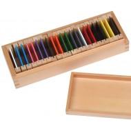 Farbtäfelchen Kasten II
