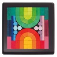 Magnetspiel Romanisch