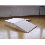 Anbaukeil ohne Teppich