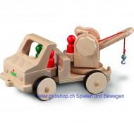 Grundmodell kurz + Abschleppkran, Creamobil Fahrzeuge ab 1 Jahr