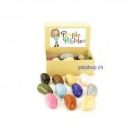 Crayon Rocks in Box 12 Farben zum Malen von Menschen