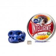 Magnetische Knete blau - mit Super-Magnet, Alter: 14+