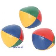 Jonglierball bunt, 6,5cm, Alter-12 Monate und älter