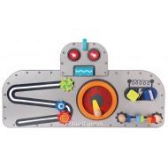 Wandspiel Roboter, 79x44x5,5 cm,  ab 18 Monaten
