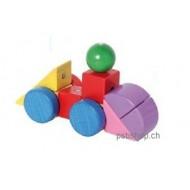 Konstruktionsspiel Magnetic Blocks ab 3-jährig