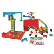 Maxibox in Multibox L  für das freie Spiel in Kindergarten und Vorschule Alter: 3-8