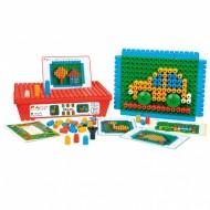 Mosaic in Multibox S. Für fantasievolle, plastische 3-D Modelle. Alter: 3-10