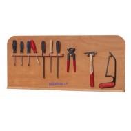 Werkzeug-Wand (OHNE WERKZEUGE)