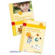 GreTa Set A,  Praxisbuch und Kopiervorlagen, Artikeleinsetzung