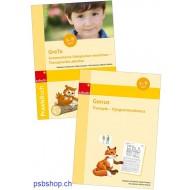 GreTa Set B, Praxisbuch + Kopiervorlagen Genus
