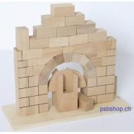 Römische Brücke, Montessori, klein
