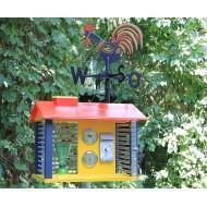Wetterwarte - Professionelle und dekorative Wetterwarte für den Schulhof