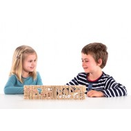 Stapelzahlen - 100-er Zahlenraum ab 3-jährig
