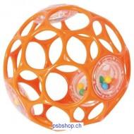 Greifling -Oball  Ball Rattle D 10 cm Rattle ab 6 Monaten