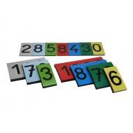 Stellenwertkarten-Set, 70 Stück