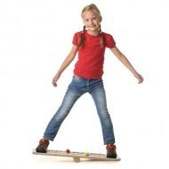 Balancierbrett Race L70 xH6x20 cm, Alter: ab 5-jährig