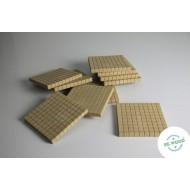 10 Hunderterplatte vom Mathematischen Würfel