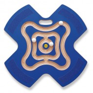 Balancierbrett Stern, L57,5xB47xH6 cm