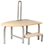 Anziehhilfe - Kleinmöbel für Garderobe, Eingang, Wartebereich