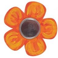 Blume, Teelichthalter zum Selbstgestalten