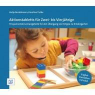 Aktionstabletts für Zwei- bis Vierjährige