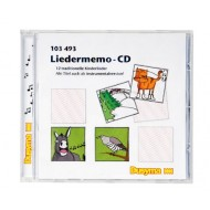 Liedermemo CD