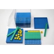 Kubikdezimeter- Würfel, Lernmaterial