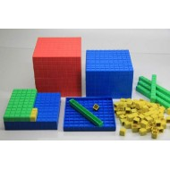 Dezimalrechensatz 121 Teile
