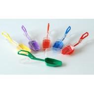 6 Stück farbenfrohe Zangen, Kalasssensatz, ab 3-jährig
