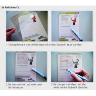 Folientasche zum Nachkauf für die LOGO-Lernkarteien