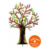 Jahreszeiten-Baum zum Selbstgestalten, H 800 mm - Bildnerisches Gestalten ab 4 Jahren