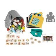 Recycling - Umweltschutz spielerisch fördern ab 4-jährig