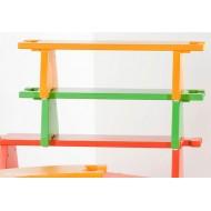 Puzzlebänkchen Set 1-4 Bänckchen - gerade