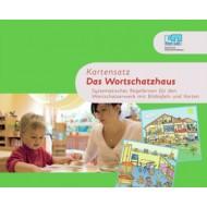 Systematisches Regellernen für den Wortschatzerwerb mit Bildtafeln und Karten. Das Wortschatzhaus - Kartensatz