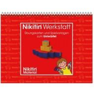 N2 Uniwürfel - Werkstatt Übungskarten und Spielvorlagen