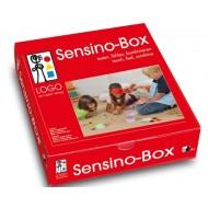 Sensino - Box, Fingerschrift, Tastspiel, Sinne zuordnen