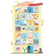 Das tierische Buchstabenhaus - Poster - Demomaterial Deutsch