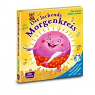 Der lachende Morgenkreis, m. Audio-CD