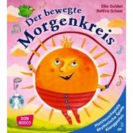 Der bewegte Morgenkreis, m. Audio-CD