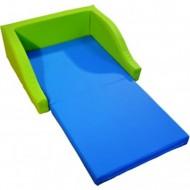 Matratze klappbar für Halbes Schaumstoff Bettchen