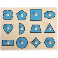 Geometrische Grundformen, Puzzle