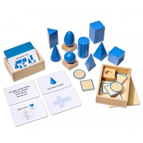 sparset montessori geometrie verstehen mit arbeitskartei psbshop. Black Bedroom Furniture Sets. Home Design Ideas