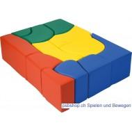 """Bausteinesatz """"Puzzle"""" 12-teilig"""