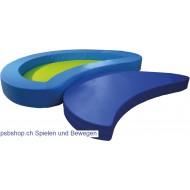 Sitz- und Kuschelpodest 3-teilig