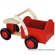 Rutscher Rutscher mit rotem Kasten